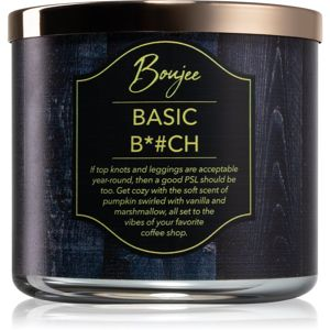 Kringle Candle Boujee Basic Bitch illatos gyertya 411 g