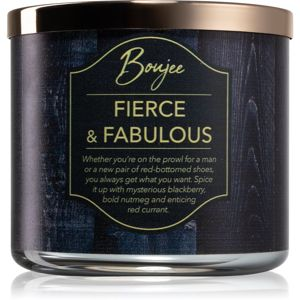 Kringle Candle Boujee Fierce & Fabulous illatos gyertya 411 g