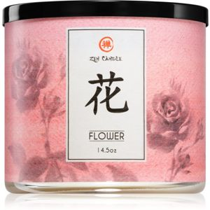 Kringle Candle Zen Flower illatos gyertya 411 g