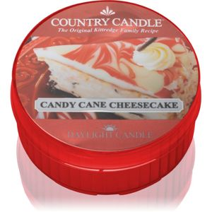 Country Candle Candy Cane Cheescake teamécses 42 g