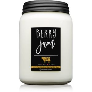 Milkhouse Candle Co. Farmhouse Berry Jam illatos gyertya 737 g