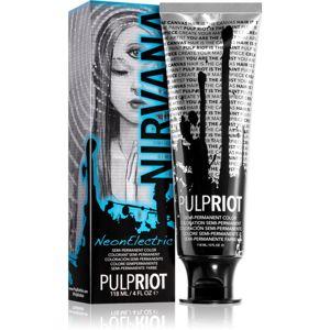 Pulp Riot Neon Electric félig állandó hajfesték Nirvana 118 ml