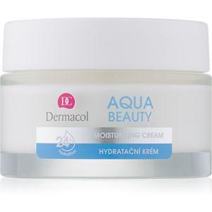 Dermacol Aqua Beauty hidratáló krém minden bőrtípusra