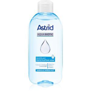 Astrid Fresh Skin tisztító arcvíz normál és kombinált bőrre 200 ml