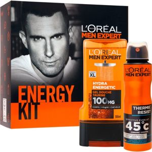 L'Oréal Paris Men Expert Hydra Energetic kozmetika szett I. (uraknak)