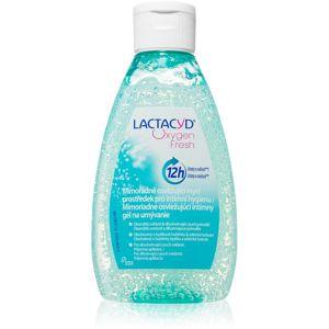 Lactacyd Oxygen Fresh frissítő tisztító gél intim higiéniára