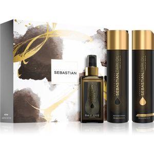 Sebastian Professional Dark Oil ajándékszett (a fénylő és selymes hajért)