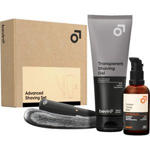 Beviro Advanced Shaving Set ajándékszett uraknak