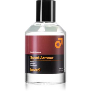 Beviro Sweet Armour kölnivíz uraknak 100 ml