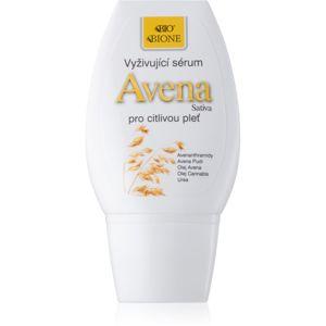 Bione Cosmetics Avena Sativa tápláló szérum az érzékeny arcbőrre