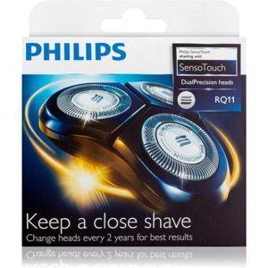 Philips SensoTouch DualPrecision Heads RQ11/50 cserélhető borotvafejek