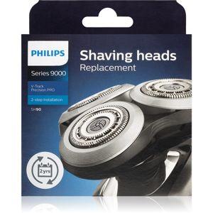 Philips Series 9000 SH90/70 tartalék kefék borotválkozáshoz SH90/70