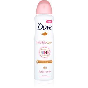 Dove Invisible Care Floral Touch izzadásgátló, nem hagy fehér foltot alkoholmentes 150 ml