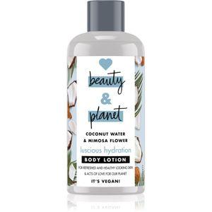 Love Beauty & Planet Luscious Hydration hidratáló testápoló tej 100 ml
