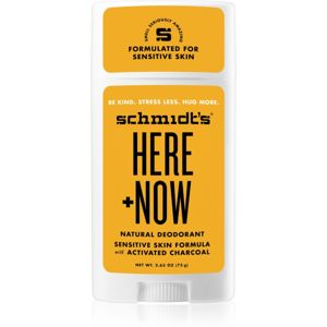 Schmidt's Here + Now dezodor deo stift 58 ml