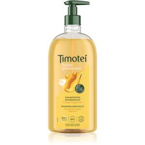 Timotei Precious Oil tápláló sampon Argán olajjal 750 ml