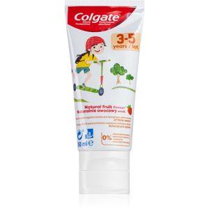 Colgate Kids 3-5 Years fogkrém gyermekeknek 50 ml