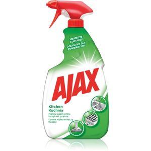 Ajax Kitchen konyhai tisztító spray 750 ml
