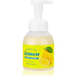 Holika Holika Sparkling Lemon tisztító hab pumpás 300 ml