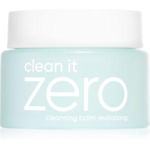Banila Co. clean it zero revitalizing lemosó és tisztító balzsam az arcbőr regenerálására és megújítására 100 ml