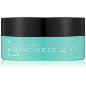 Mizon Hyaluronic Acid Eye Patch hidrogél maszk a szem körül hialuronsavval 60 db