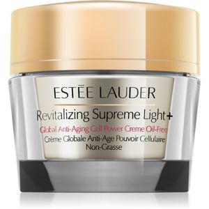 Estée Lauder Revitalizing Supreme Light + multifunkcionális ránctalanító krém moringa kivonattal nem tartalmaz olajat