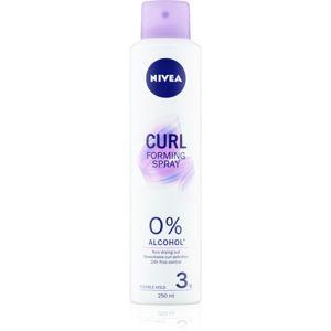 Nivea Forming Spray Curl formázó spray a hullámok kiemelésére