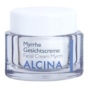 Alcina For Dry Skin Myrrh bőrkrém ránctalanító hatással