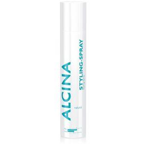 Alcina Styling Natural formázó spray a frizura több órás tartósságáért