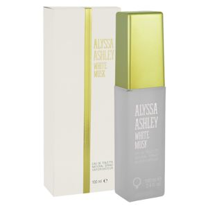 Alyssa Ashley Ashley White Musk eau de toilette hölgyeknek
