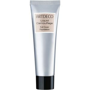 Artdeco Liquid Camouflage Full Cover Foundation extrémen fedő make-up minden bőrtípusra