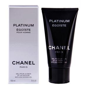 Chanel Égoïste Platinum tusfürdő gél uraknak