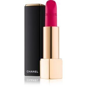 Chanel Rouge Allure Velvet bársonyos rúzs matt hatással
