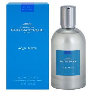 Comptoir Sud Pacifique Aqua Motu eau de toilette hölgyeknek 100 ml