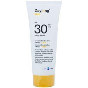 Daylong Kids liposzómás védő krém SPF 30