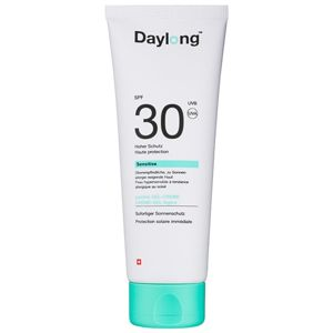 Daylong Sensitive könnyed védő géles krém SPF 30 100 ml