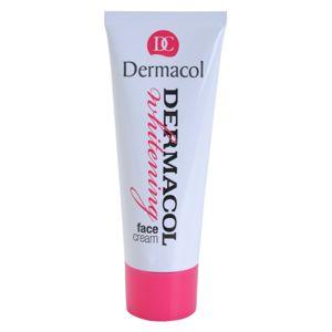 Dermacol Whitening fehérítő arckrém a pigment foltok ellen