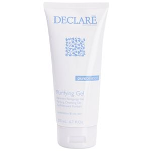 Declaré Pure Balance tisztító gél kombinált és zsíros bőrre