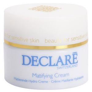 Declaré Pure Balance hidratáló mattító krém kombinált és zsíros bőrre