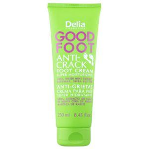Delia Cosmetics Good Foot hidratáló krém a berepedezett lábbőrre 100 ml