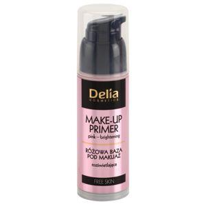 Delia Cosmetics Free Skin élénkítő sminkalap a make - up alá 35 ml