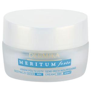Dermika Meritum Forte tápláló krém száraz és érzékeny bőrre 50 ml