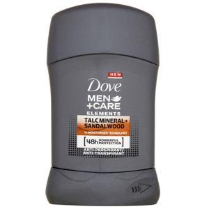 Dove Men+Care Elements izzadásgátló stift 48h Talc Mineral + Sandalwood 50 ml