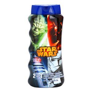 EP Line Star Wars sampon és fürdőhab 475 ml