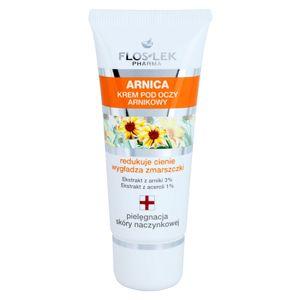 FlosLek Pharma Arnica szemkrém a duzzanatok és ráncok ellen