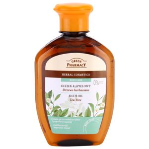 Green Pharmacy Body Care Tea Tree fürdő olaj