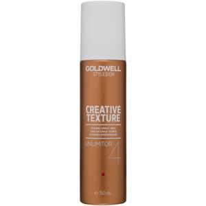 Goldwell StyleSign Creative Texture Unlimitor 4 hajwax spray -ben