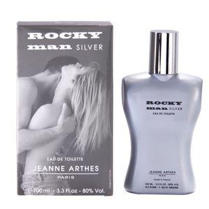 Jeanne Arthes Rocky Man Silver eau de toilette uraknak