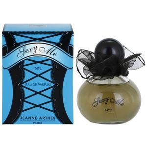 Jeanne Arthes Sexy Me No. 2 eau de parfum hölgyeknek 50 ml