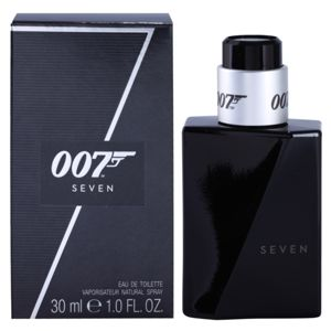 James Bond 007 Seven eau de toilette uraknak